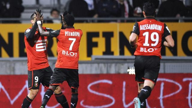 Ligue 1 - Rennes down Nancy to move into fifth