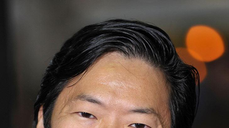 Couples Retreat LA Premiere 2009 Ken Jeong