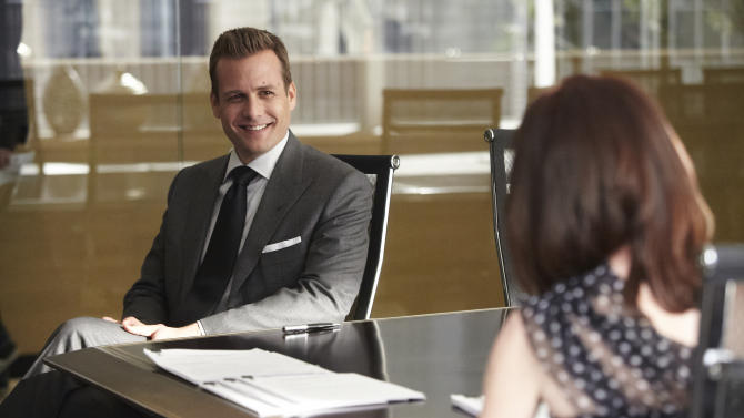 """""""Suits"""" - """"I Want You To Want Me"""""""