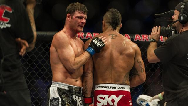 Mixed Martial Arts - Bisping's title shot hopes snuffed out by Belfort