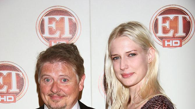 Dave Foley and Sarah McNeilly attend the Entertainment Tonight 15th Annual Emmy Party held at Vibiana on September 18, 2011 in Los Angeles, California.