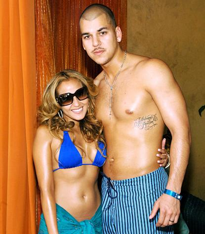 Adrienne Bailon Regrets Getting Rob Kardashian's Name Tattooed on Her Butt