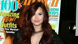 Demi Lovato on Why She Cut Herself
