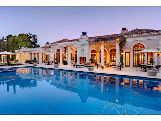 In the 94027 ZIP, the priciest Yahoo! Homes listing is this eye-popping $34,888,000 mansion. Click to see more photos and details.