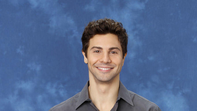 "David, 33, a singer/songwriter from New York, NY is featured on the 8th edition of ""The Bachelorette."""
