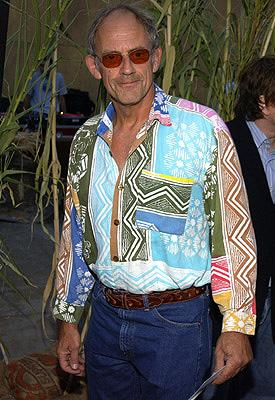 Premiere: Christopher Lloyd at the LA premiere of MGM's Jeepers Creepers 2 - 8/25/2003