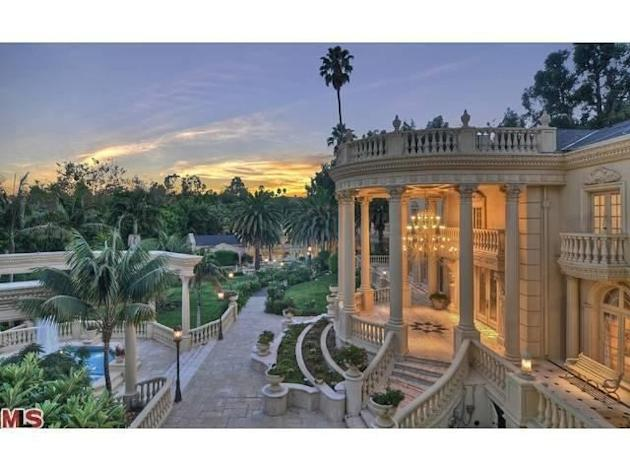 The opulent Chateau d'Or is marked down