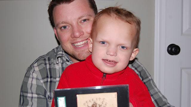 Sick Son Gets $92K Baseball Card