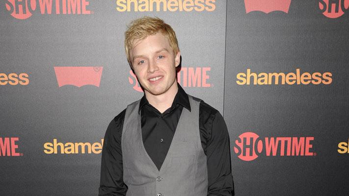 "Noel Fisher attends the ""Shameless"" Season 2 Reception at Haus Los Angeles on January 5, 2012 in Los Angeles, California."