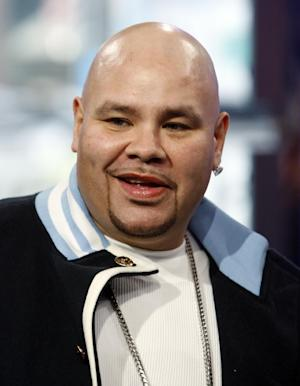 "FILE  In this Tuesday, March 11, 2008 file photograph, rapper Fat Joe, whose real name is Joseph Cartagena, appears onstage during MTV's ""Total Request Live"" at the MTV Times Square Studios   in New York.  On Thursday, Dec. 20, 2012, the performer, Cartagena pleaded guilty to failing to pay taxes on more than $1 million of income in 2007 and in 2008. The 42-year-old Miami Beach resident appeared in federal court in New Jersey because some of the companies he earns money from are incorporated in Somerville. (AP Photo/Jason DeCrow,file)"