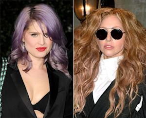 "Kelly Osbourne Tells Lady Gaga to ""Eat My S***"" After Singer Sends Birthday Cake"