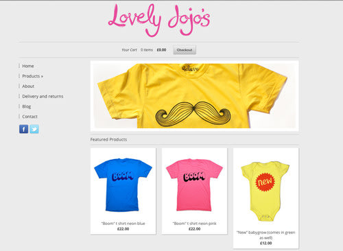 WEBSITE OF THE DAY: Lovely Jojos. WebsiteOfTheDay, Websites, Software, Online 0