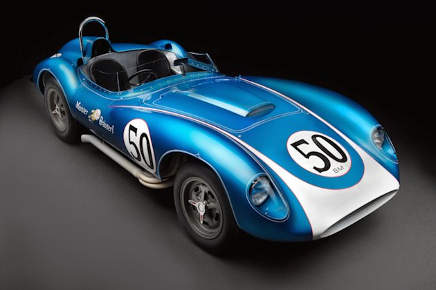 Scarab Race Car 3