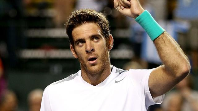 Tennis - Del Potro eager to join party of four