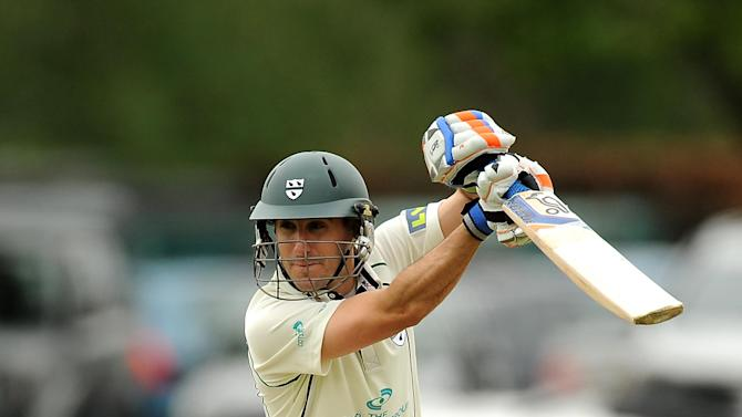 Daryl Mitchell scored 133 for Worcestershire