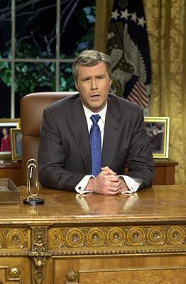 Will Ferrell as George W. Bush on NBC's Saturday Night Live Saturday Night Live