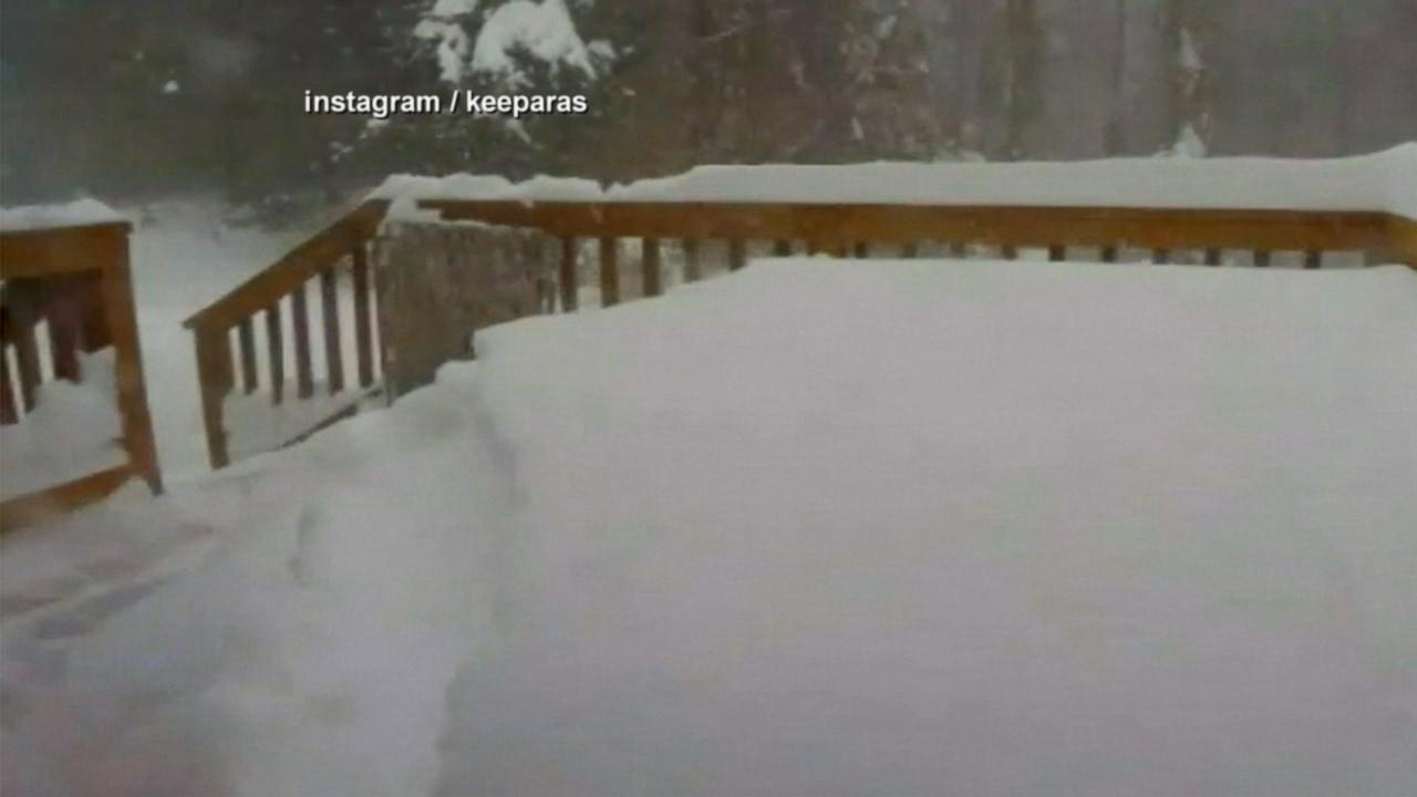 Blizzard 2015: Amazing Time-Lapse Video Shows Snow Accumulation in Massachusetts