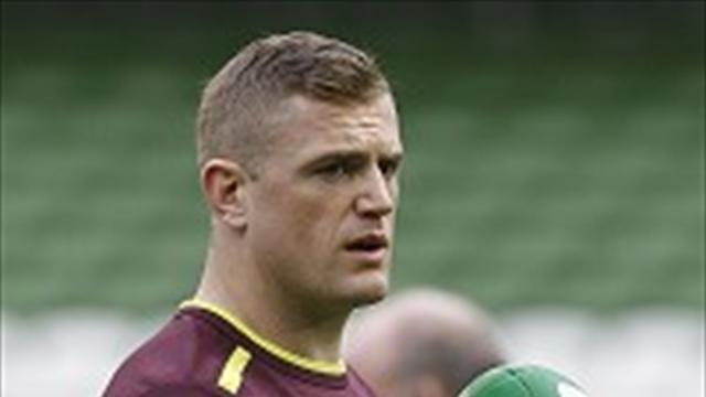 Rugby - Heaslip: Losing hurts more as skipper