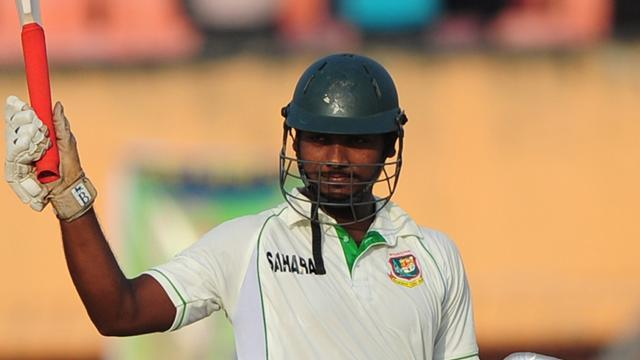 Cricket - Historic debut century for Abul Hasan stuns WI