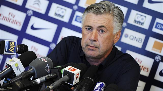 Champions League: PSG not strong enough to win Champions League - Ancelotti