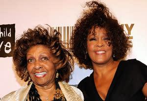 Cissy Houston and Whitney Houston | Photo Credits: Kevin Mazur/WireImage