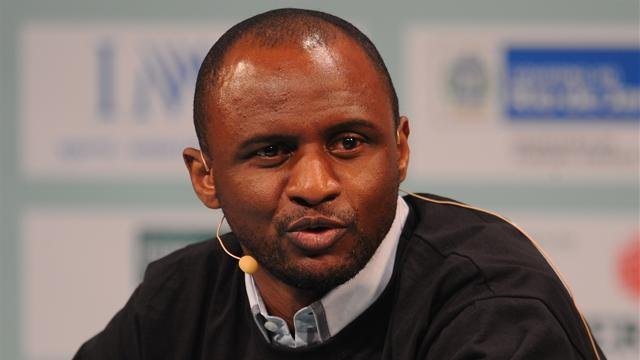 World Cup - Vieira: English youngsters 'not committed' to national team