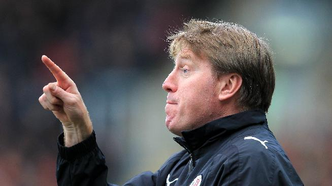 Paul Raynor was disappointed with the amount of chances Rotherham created