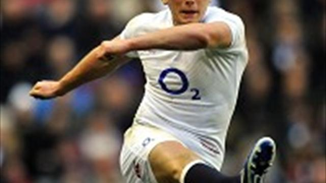 Rugby - Farrell earns glowing Lancaster review