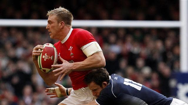 Rugby - Former Wales forward Powell to switch codes, join Wigan