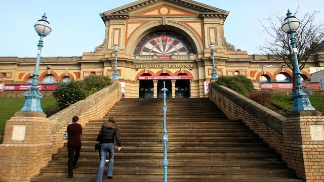 Snooker - Masters to stay at Ally Pally for 2014