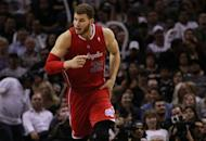 The injury-hit United States named its 12-man team basketball squad for the London Olympics Saturday, with Blake Griffin, pictured in May 2012, Andre Iguodala and James Harden nabbing the final three roster spots