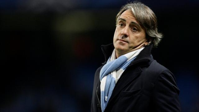 Premier League - Manchester City sack Roberto Mancini
