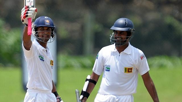 Cricket - Chandimal to captain Sri Lanka in first two one-dayers