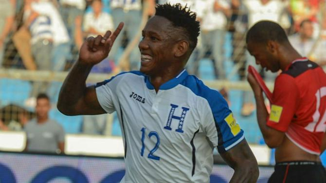 Houston Dynamo sign Honduras international Romell Quioto