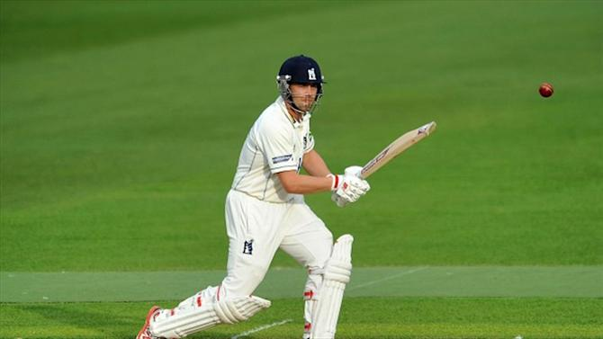 County - Trott makes century after return from illness