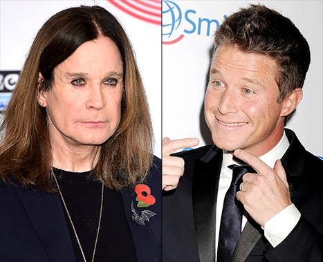 "Ozzy Osbourne Warns Billy Bush to ""Lay Off Kelly"" Amidst Fashion Police Controversy: ""Stop Acting Like a Bitch"""