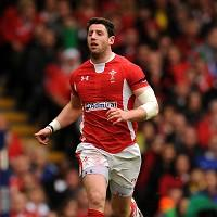 Alex Cuthbert's try helped Cardiff to victory at Newport
