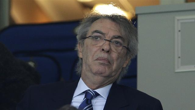 Serie A - Moratti 'in Paris for Inter sale talks'