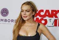Is Lindsay Lohan Preparing to Move to London?