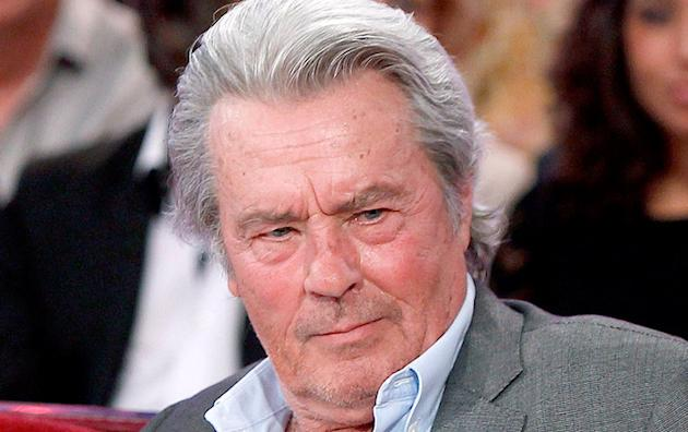 Alain Delon : « On ne convoque pas Alain Delon ! »
