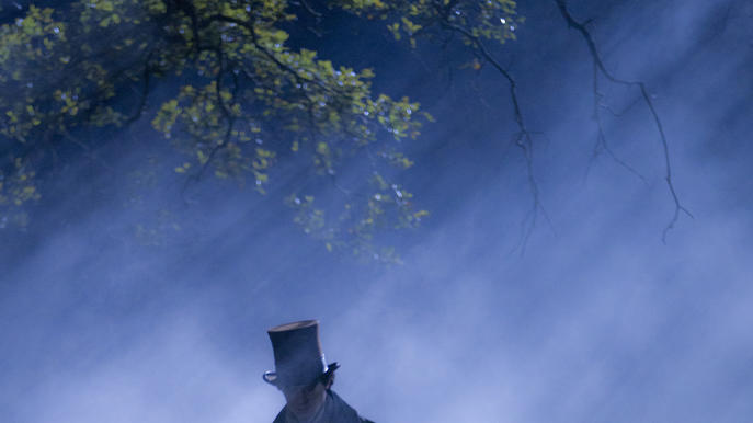 Abraham Lincoln Vampire Hunter Stills