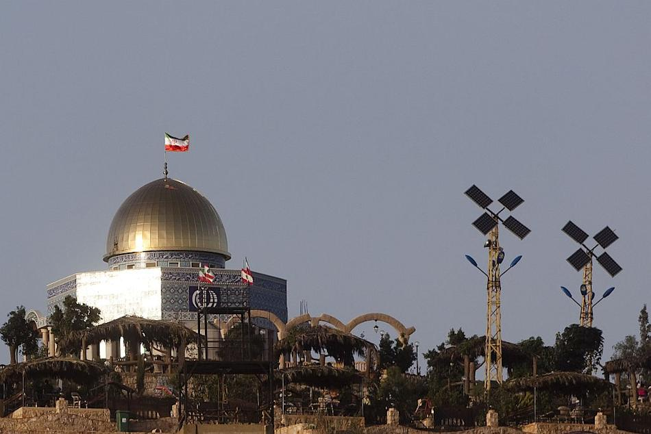 Mosque in Avivim, northern Israel