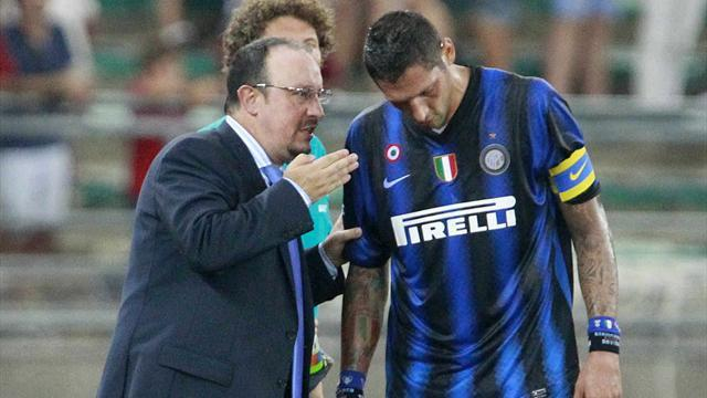 Serie A - Materazzi: 'If I'm a liar, Benitez is slim'