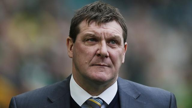 Football - Wright gets defensive about Caley