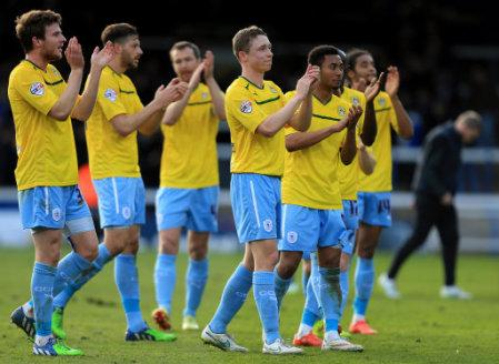 Soccer - Sky Bet League One - Peterborough United v Coventry City - London Road