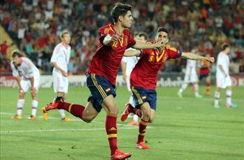 Morata urges Isco to join Real Madrid