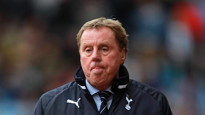 Harry Redknapp has rubbished talk linking him to Blackburn