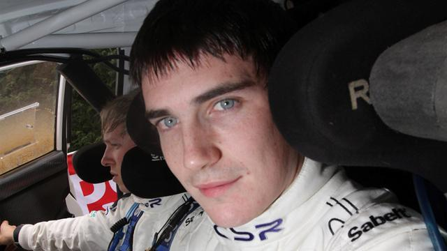 ERC - Breen doubles up to grow ERC lead