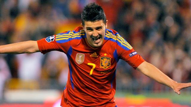 World Cup - Villa out of Spain squad with ankle injury