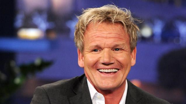 Gordon Ramsay Tonight Show